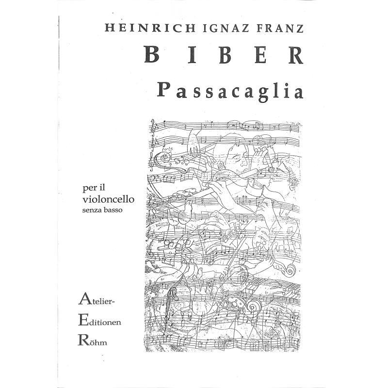 Titelbild für AER 014 - PASSACAGLIA (VL)