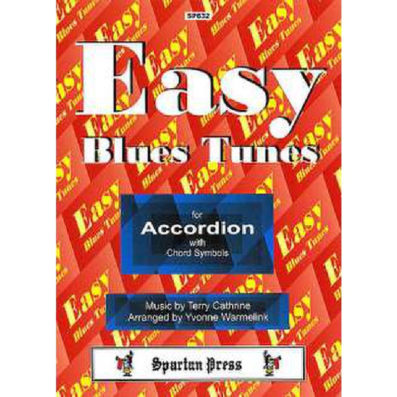 Titelbild für SPARTAN 632 - EASY BLUES TUNES