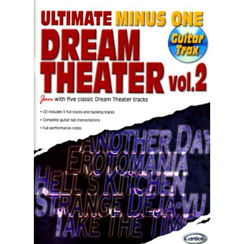Titelbild für ML 2737 - ULTIMATE MINUS ONE 2 - GUITAR TRAX