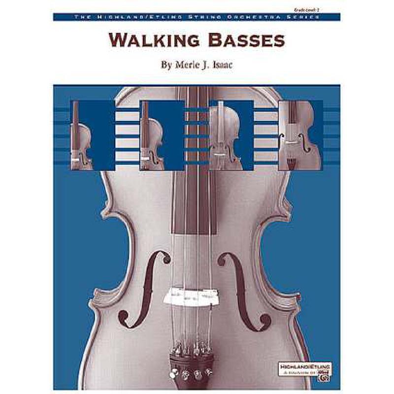 Titelbild für ALF 12823 - WALKING BASSES
