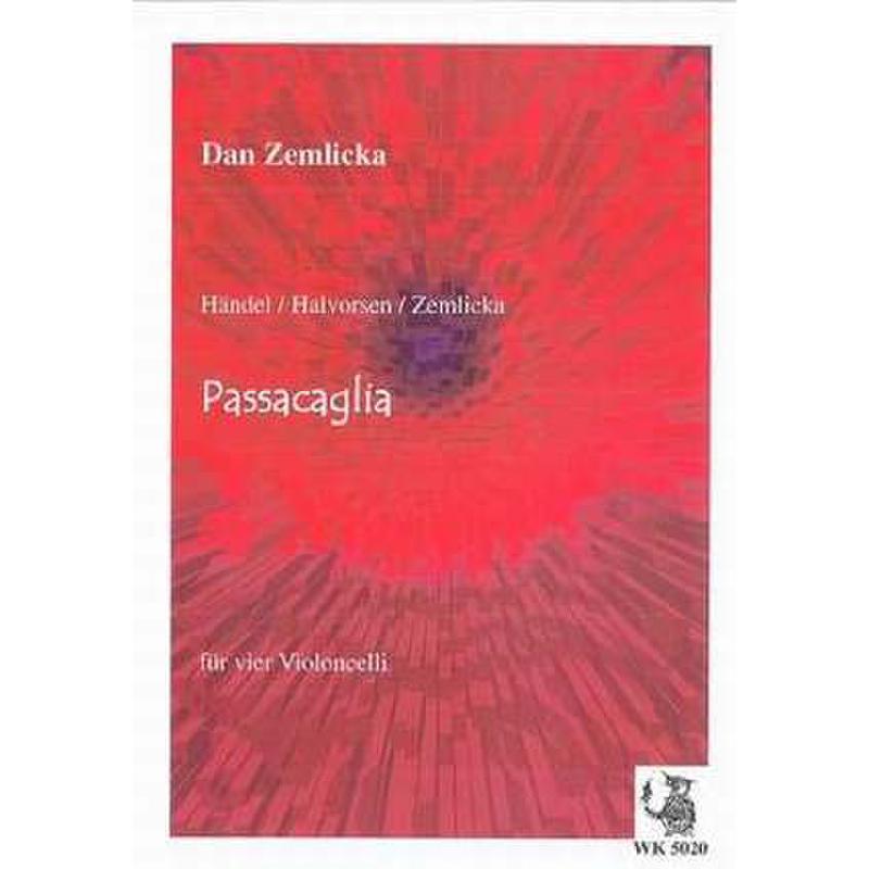 Titelbild für WK 5020 - PASSACAGLIA (HAENDEL/HALVORSEN/ZEMLICKA)