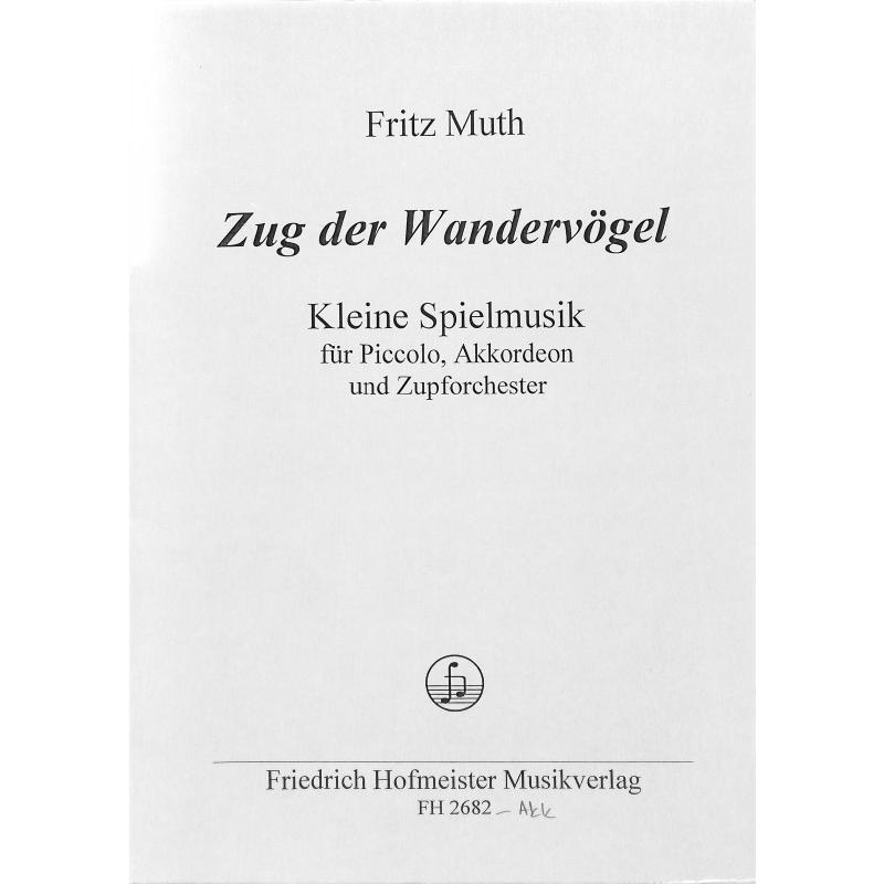 Titelbild für FH 2682-AKK - ZUG DER WANDERVOEGEL
