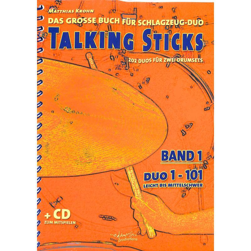 Produktinformationen zu TALKING STICKS 1 (NR 1-101) CODAMUSIC 60103