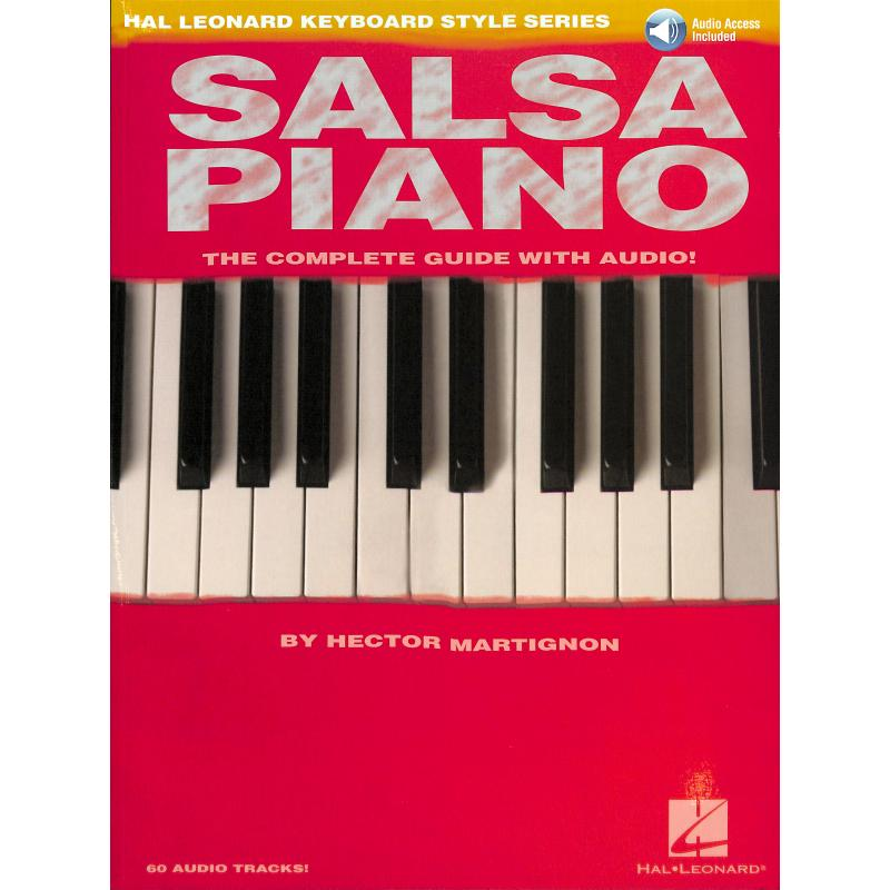 Titelbild für HL 311049 - SALSA PIANO