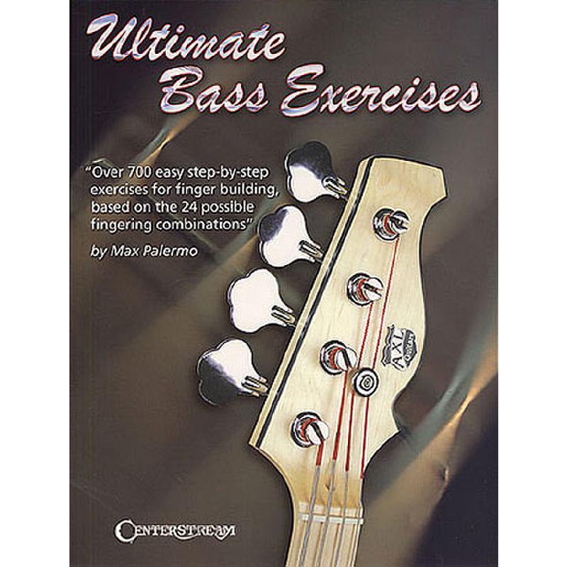 Titelbild für HL 476 - ULTIMATE BASS EXERCISES