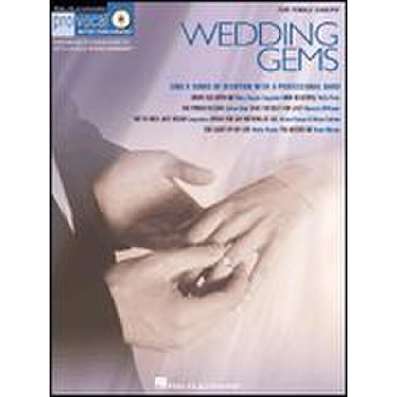 Titelbild für HL 740309 - WEDDING GEMS