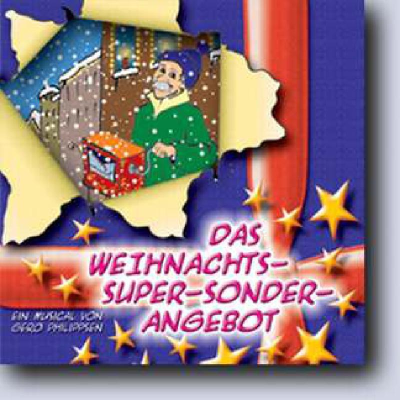 Titelbild für CAP 8101 - WEIHNACHTSSUPERSONDERANGEBOT