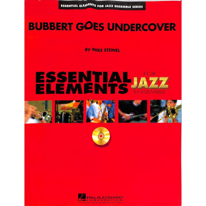 Titelbild für HL 7010834 - BUBBERT GOES UNDERCOVER