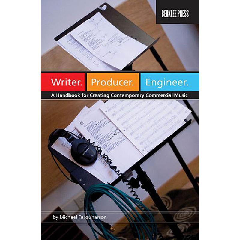 Titelbild für HL 50449461 - WRITER PRODUCER ENGINEER