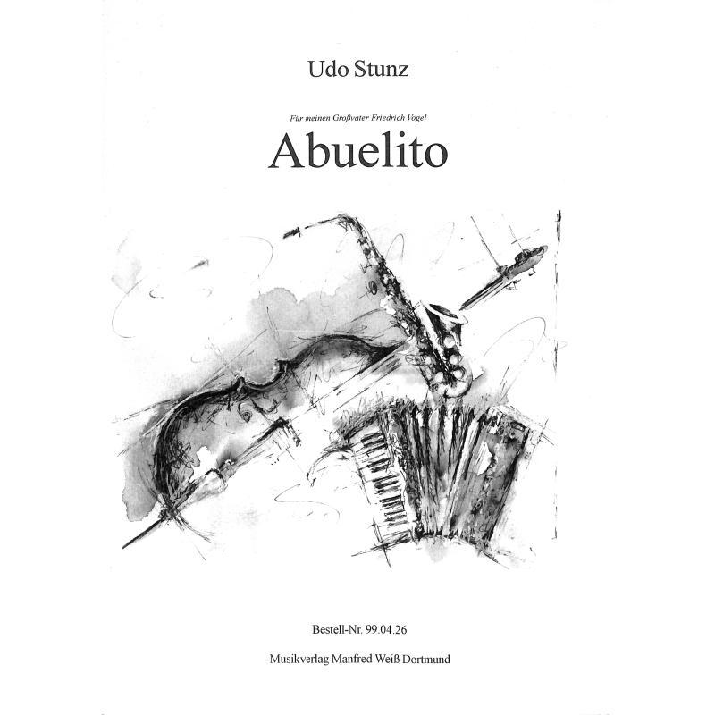 Titelbild für WEISS 990426 - ABUELITO