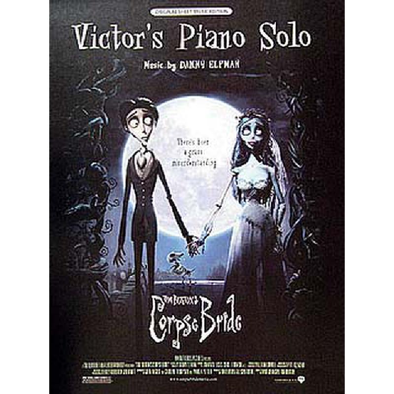 Titelbild für ALF 25312 - VICTOR'S PIANO SOLO