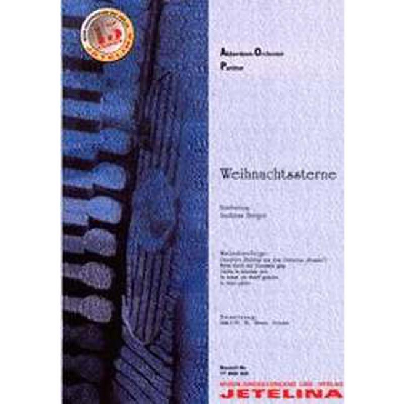 Titelbild für JETELINA 77000010 - WEIHNACHTSSTERNE