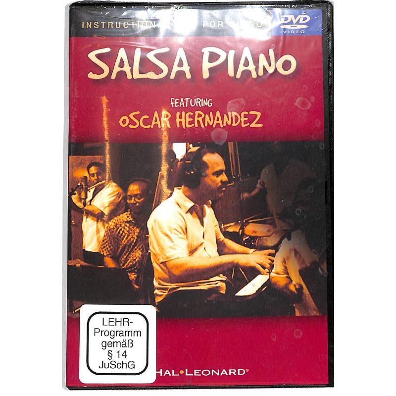 Titelbild für HL 320505 - SALSA PIANO