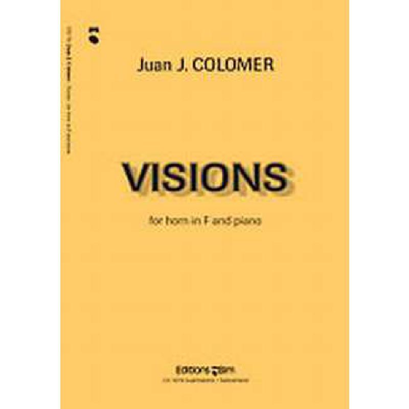 Titelbild für BIM -CO76 - VISIONS (2007)