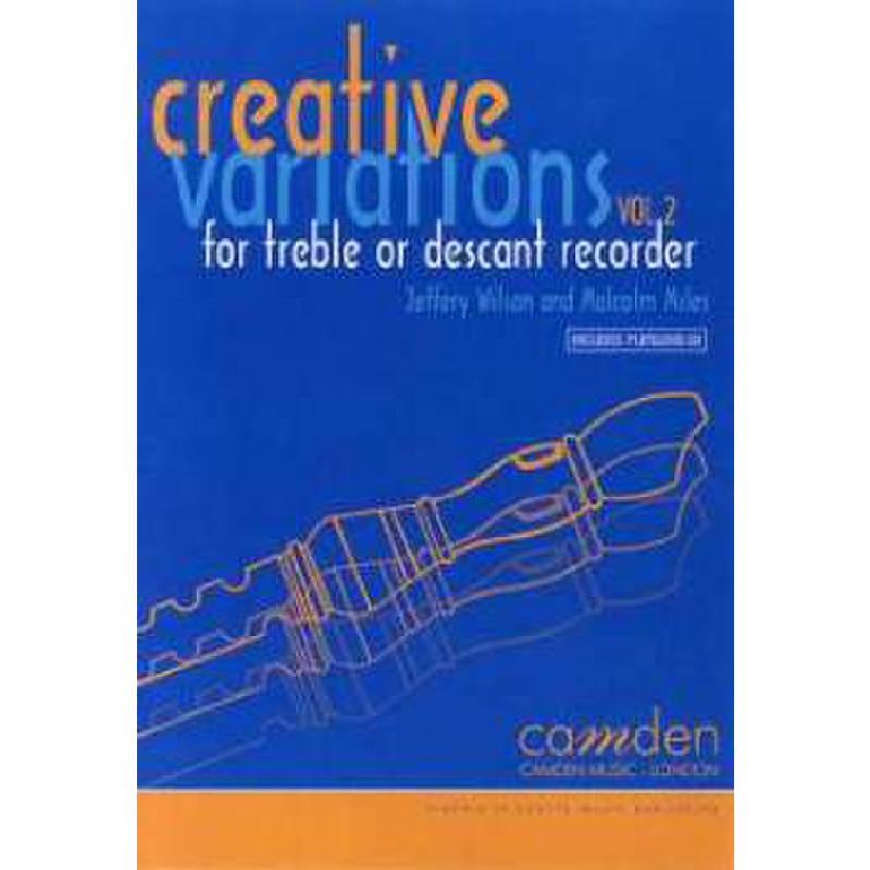 Titelbild für CAMDEN 234 - CREATIVE VARIATIONS 2
