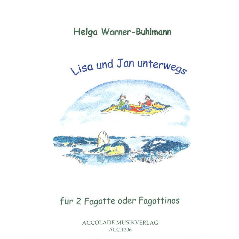 Titelbild für ACCOLADE 1206 - LISA + JAN UNTERWEGS