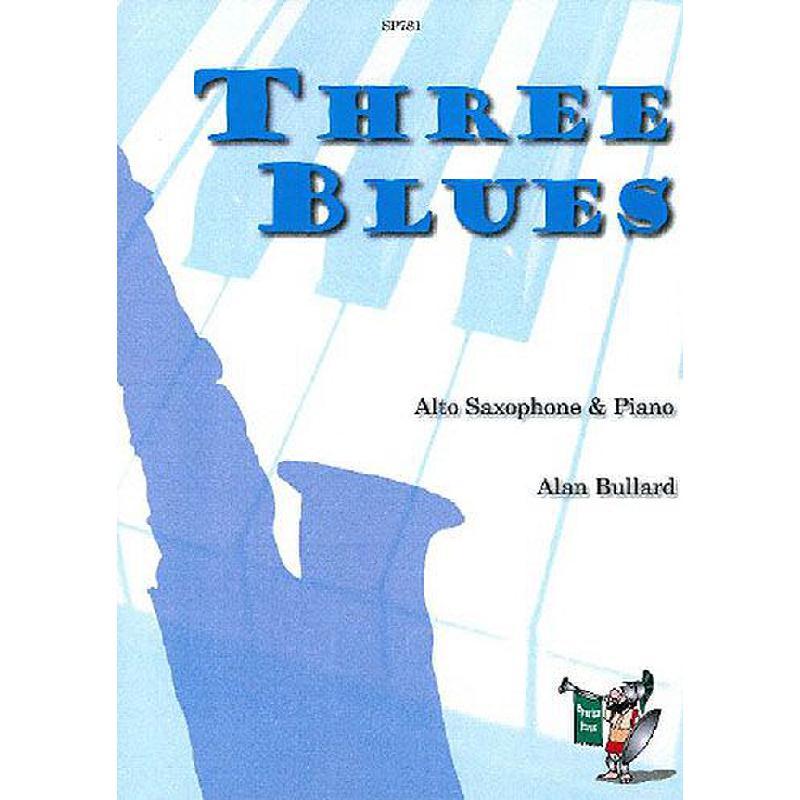 Titelbild für SPARTAN 781 - 3 BLUES