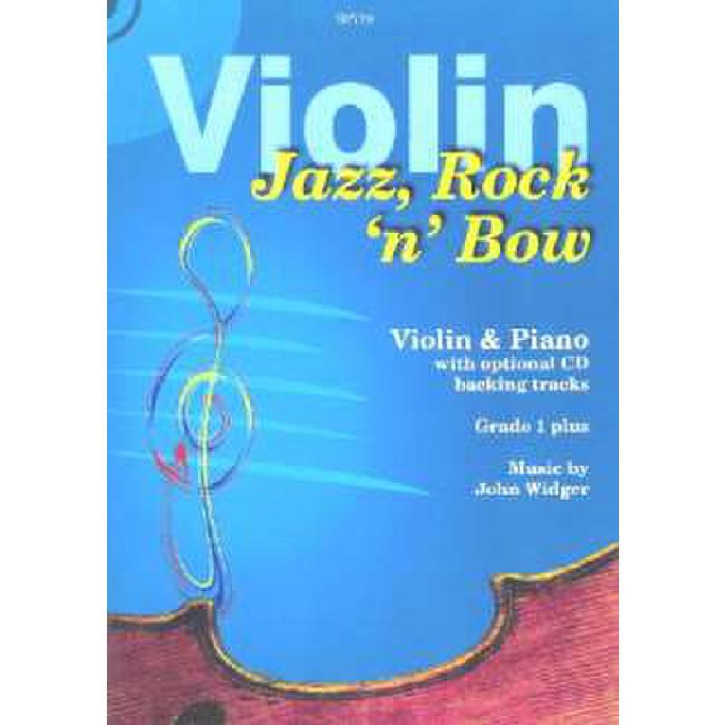 Titelbild für SPARTAN 779 - VIOLIN JAZZ ROCK N BOW