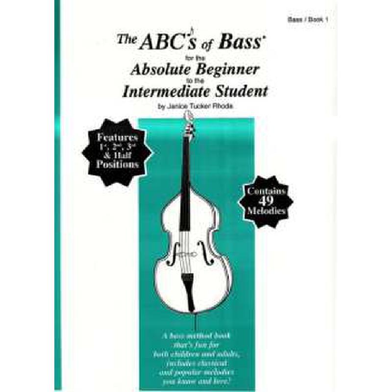 Titelbild für CF -ABC25X - ABC's of bass 1