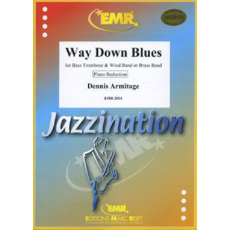 Titelbild für EMR 2024 - WAY DOWN BLUES