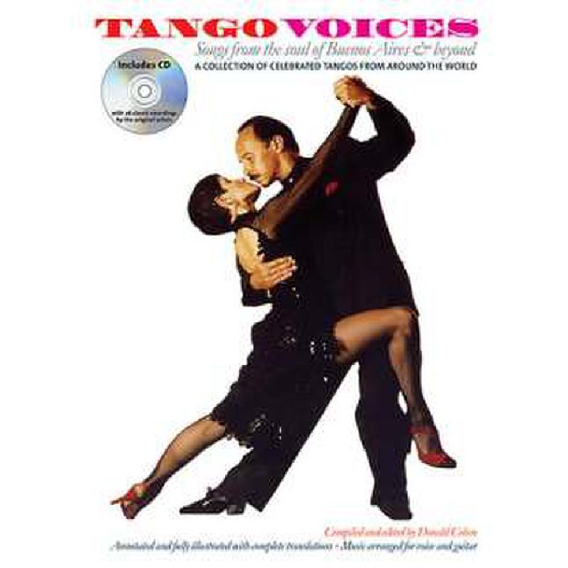 Titelbild für MSAM 989098 - TANGO VOICES
