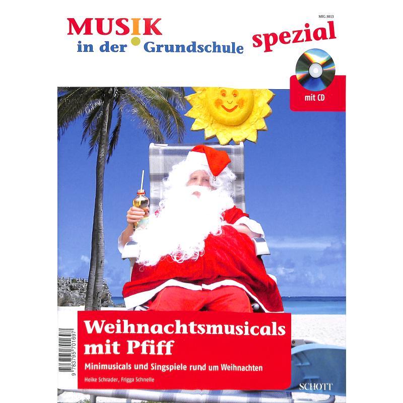Titelbild für MIG 5013 - WEIHNACHTSMUSICALS MIT PFIFF