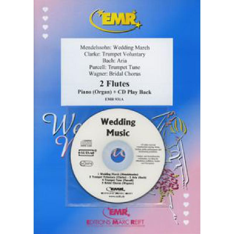 Titelbild für EMR 931A - WEDDING MUSIC
