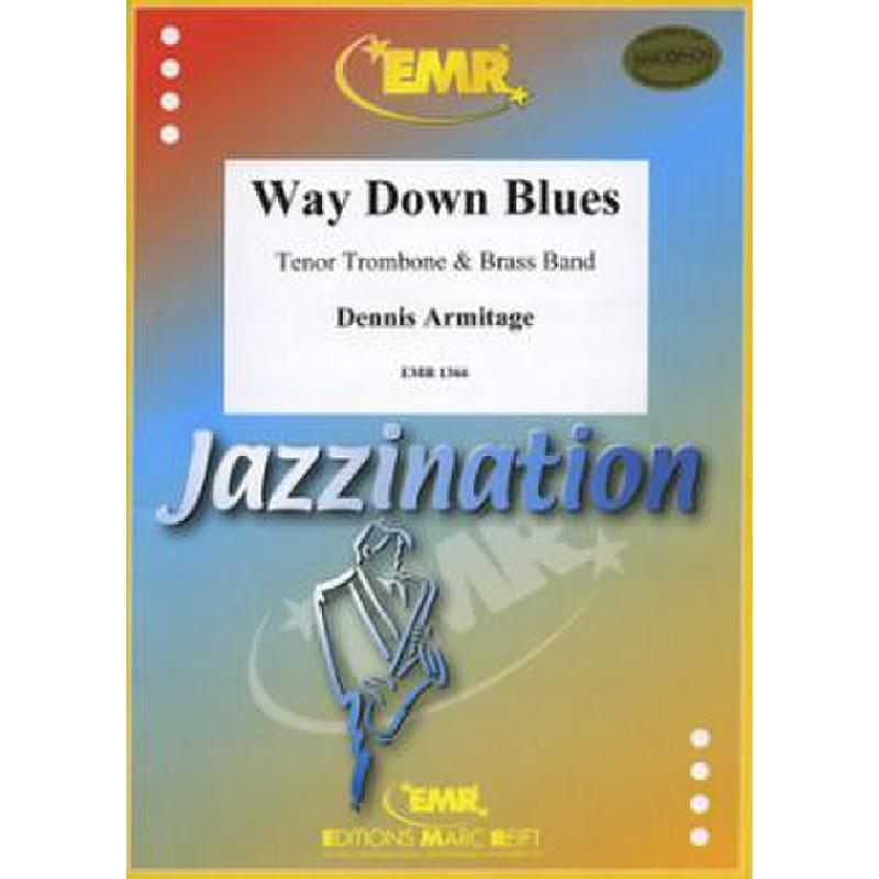Titelbild für EMR 1366 - WAY DOWN BLUES