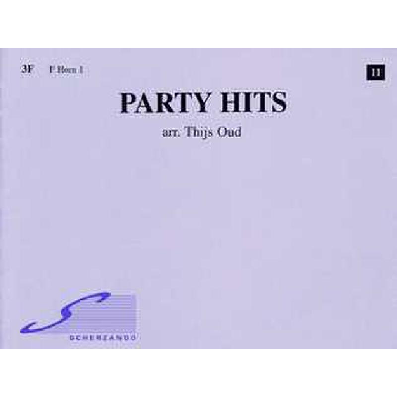 Titelbild für HASKE 0277-97-710S - PARTY HITS 1