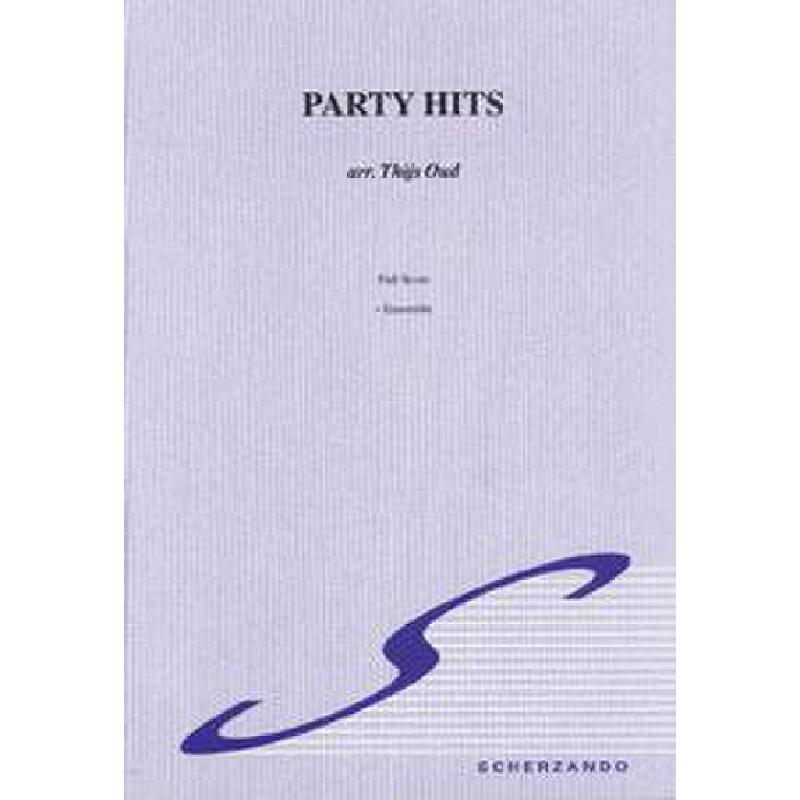 Titelbild für HASKE 0277-97-711S - PARTY HITS 1
