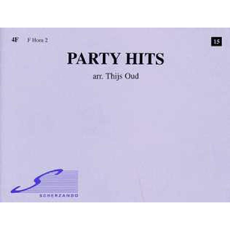 Titelbild für HASKE 0277-97-714S - PARTY HITS 1
