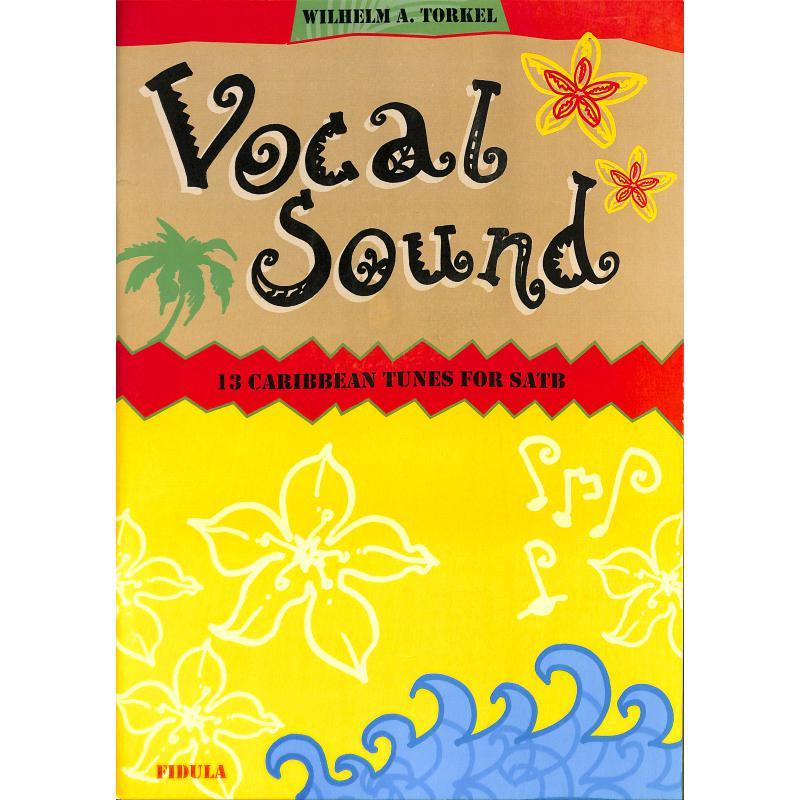 Titelbild für FIDULA 393 - VOCAL SOUND - 13 CARIBBEAN TUNES