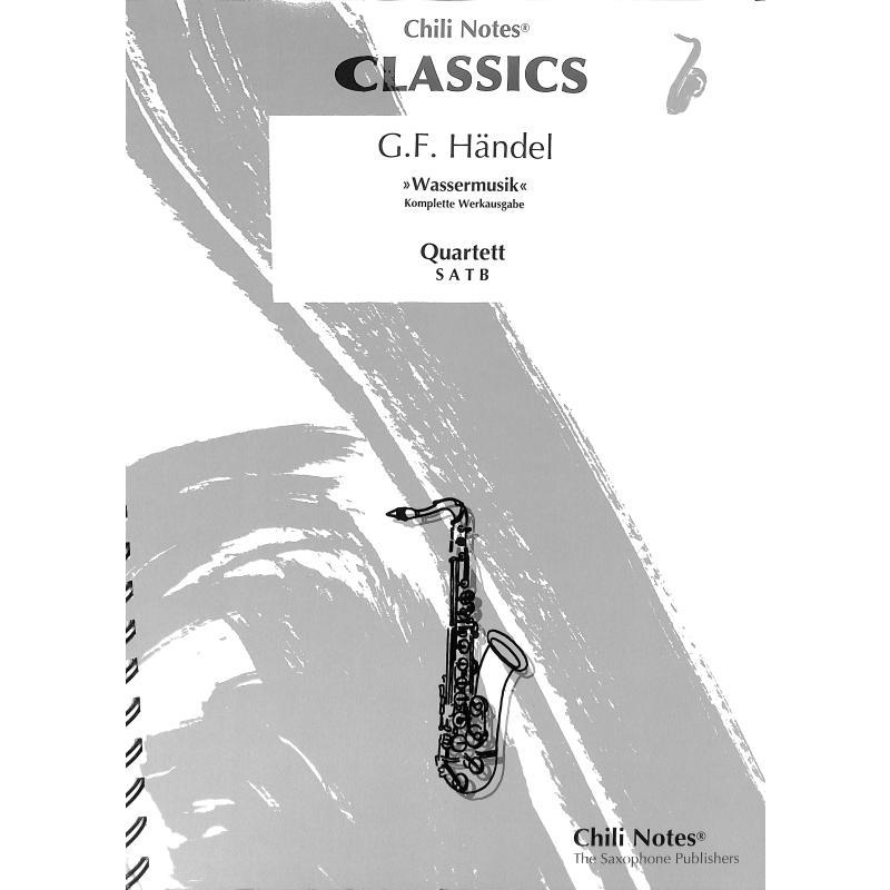 Titelbild für CHILI 4127 - WASSERMUSIK