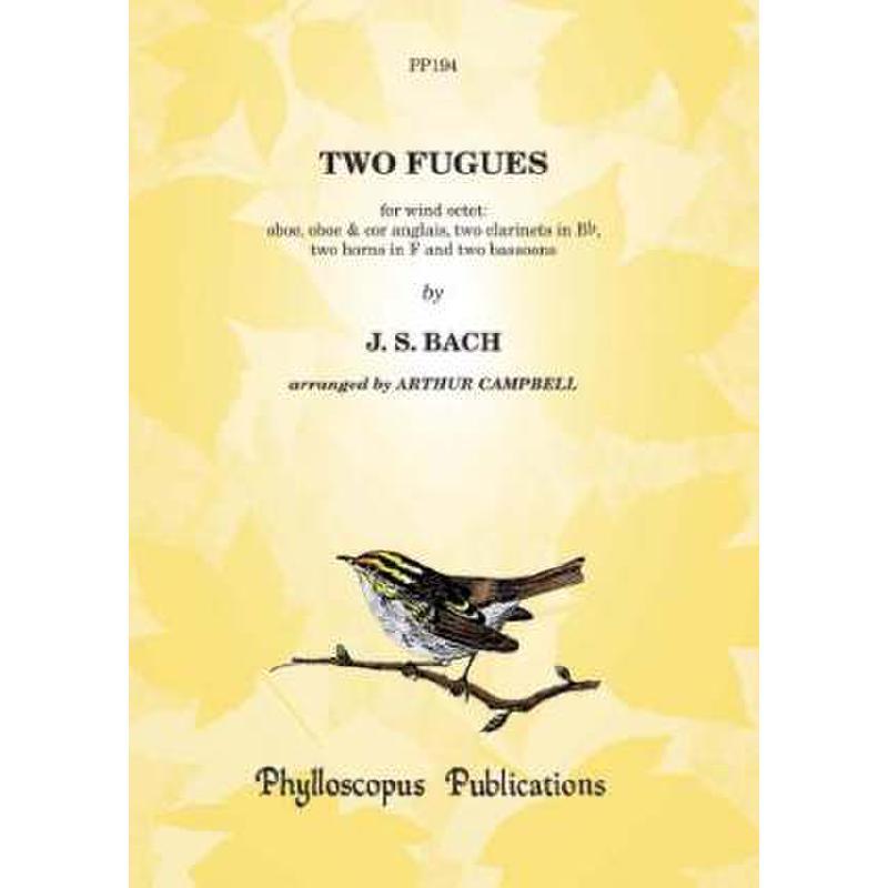 Titelbild für PHYLL -PP194 - 2 FUGEN