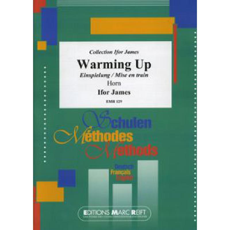 Titelbild für EMR 129 - WARMING UP - EINSPIELUNG - MISE EN TRAIN