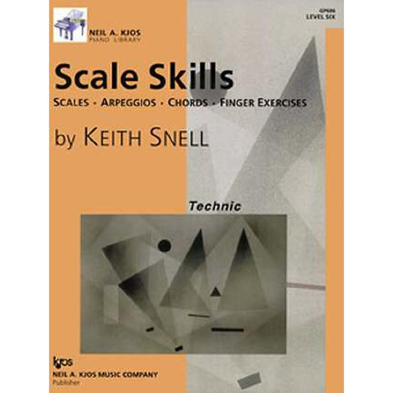 Titelbild für KJOS -GP686 - SCALE SKILLS 6