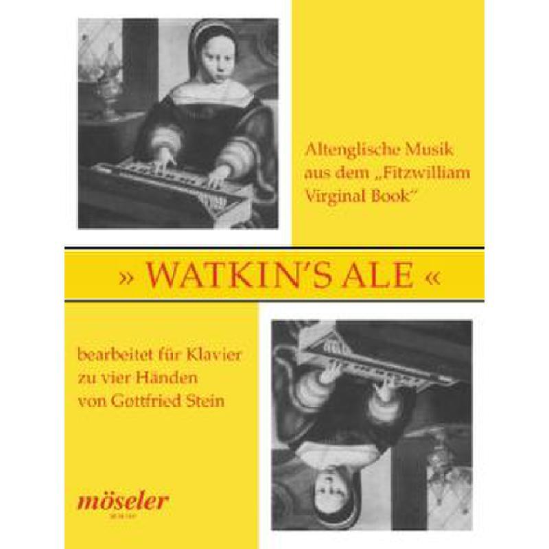 Titelbild für M 18104 - WATKIN'S ALE