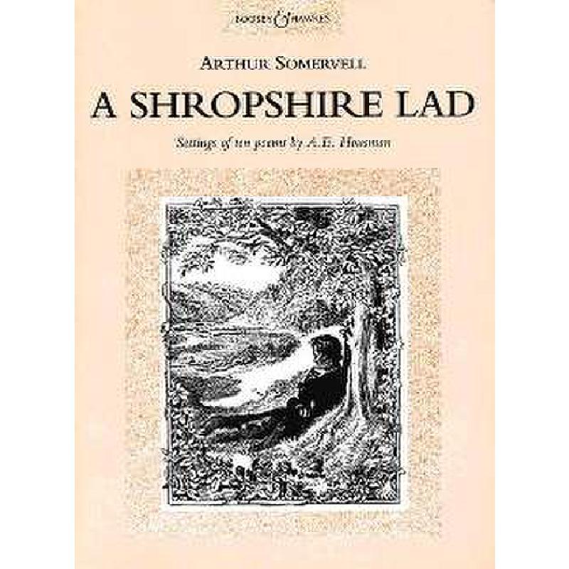 Titelbild für BH 5000883 - A SHROPSHIRE LAD