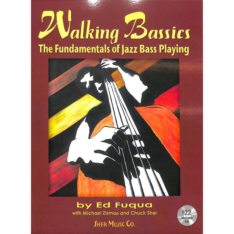 Titelbild für 978-1-883217-50-1 - Walking bassics