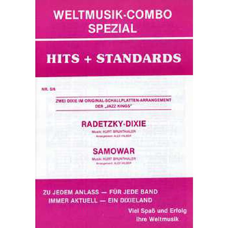 Titelbild für WM 52006A - RADETZKY DIXIE + SAMOWAR