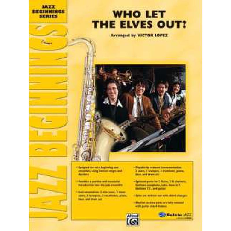 Titelbild für ALF 24827 - WHO LET THE ELVES OUT