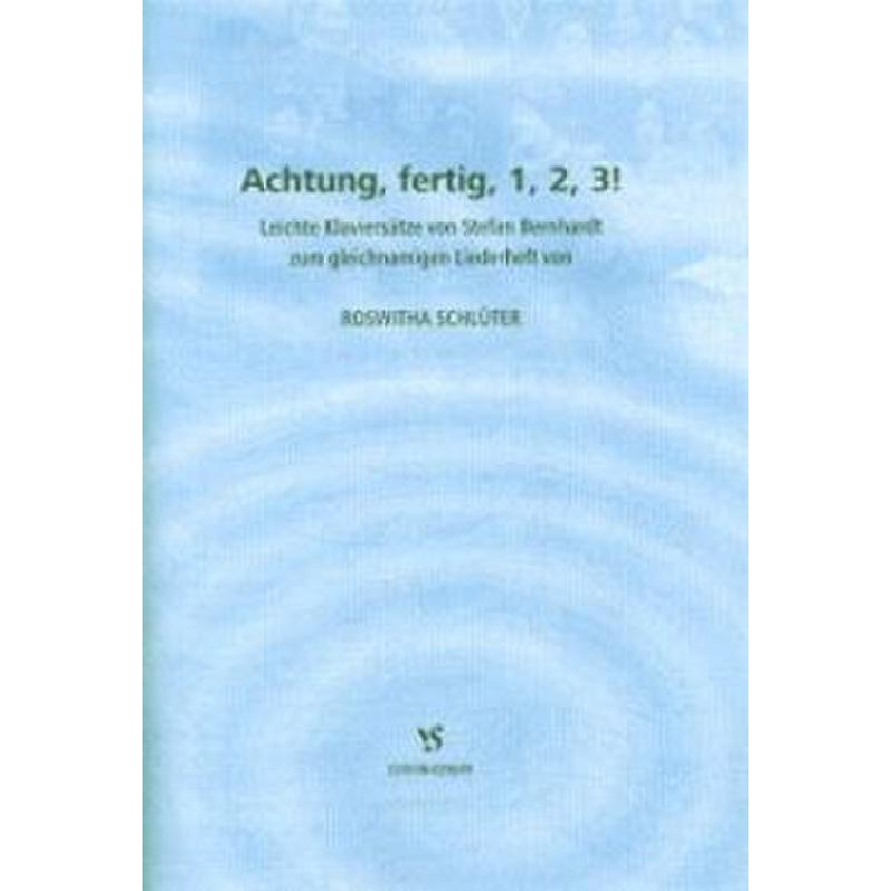Titelbild für VS 6296-01 - ACHTUNG FERTIG 1 2 3