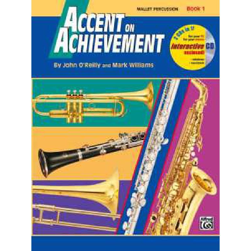 Titelbild für ALF 17098 - ACCENT ON ACHIEVEMENT 1