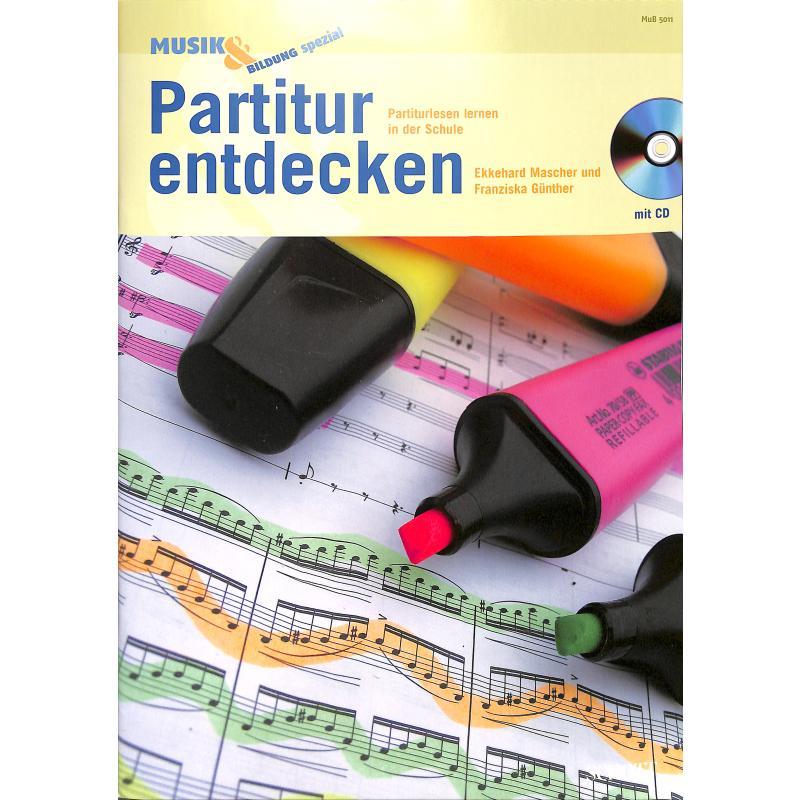 Titelbild für MUB 5011 - PARTITUR ENTDECKEN