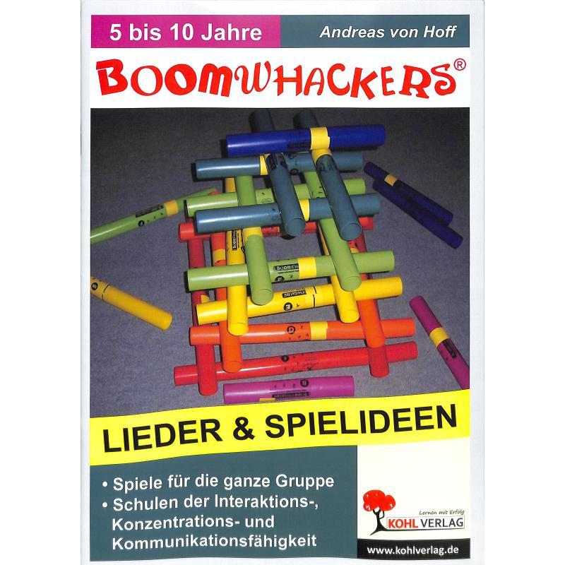 Titelbild für KOHL 10971 - BOOMWHACKERS IN KINDERGARTEN + GRUNDSCHULE