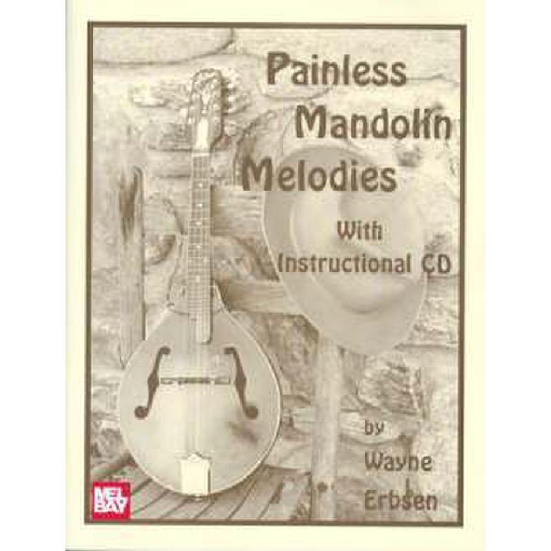 Titelbild für MB -LGE021 - PAINLESS MANDOLIN MELODIES
