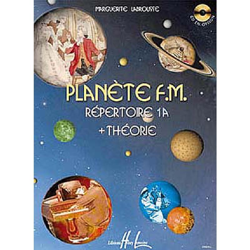 Titelbild für LEMOINE 27002 - PLANETE F M - REPERTOIRE 1B + THEORIE