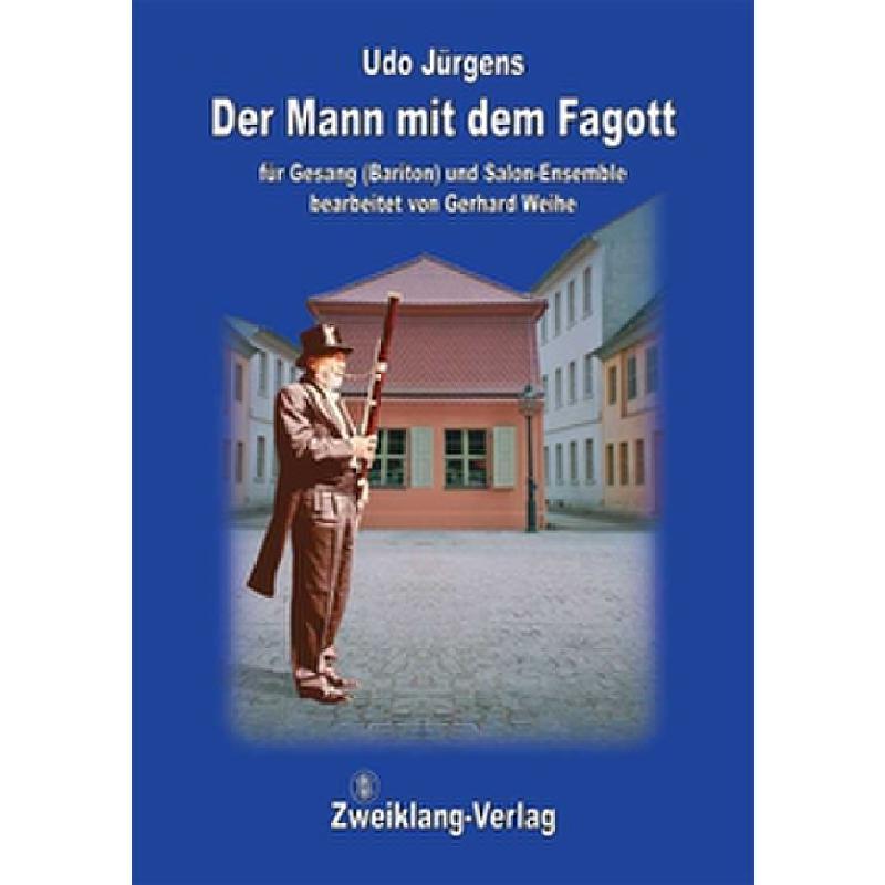 Titelbild für ZWEIKLANG 0175 - DER MANN MIT DEM FAGOTT