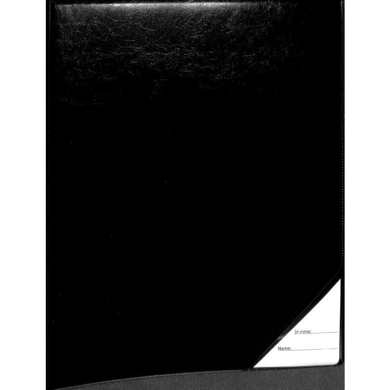 Titelbild für STAR 205-SKAI - NOTENMAPPE A4 HOCH MIT RINGMECHANIK