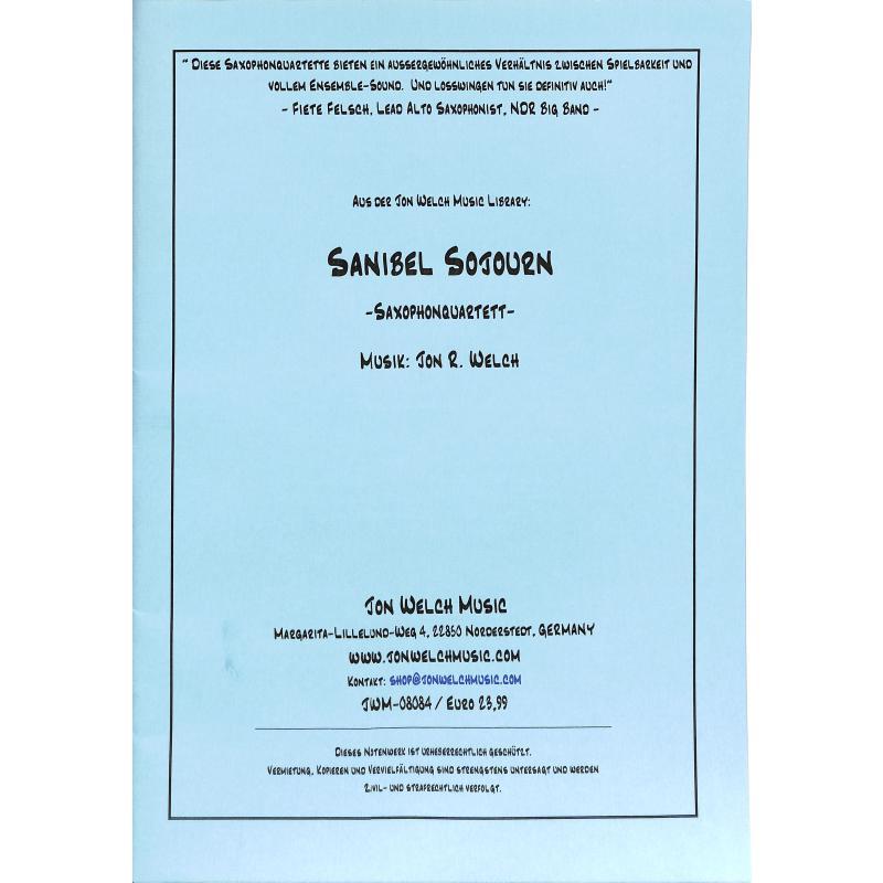 Titelbild für JWM 08084 - SANIBEL SOJOURN